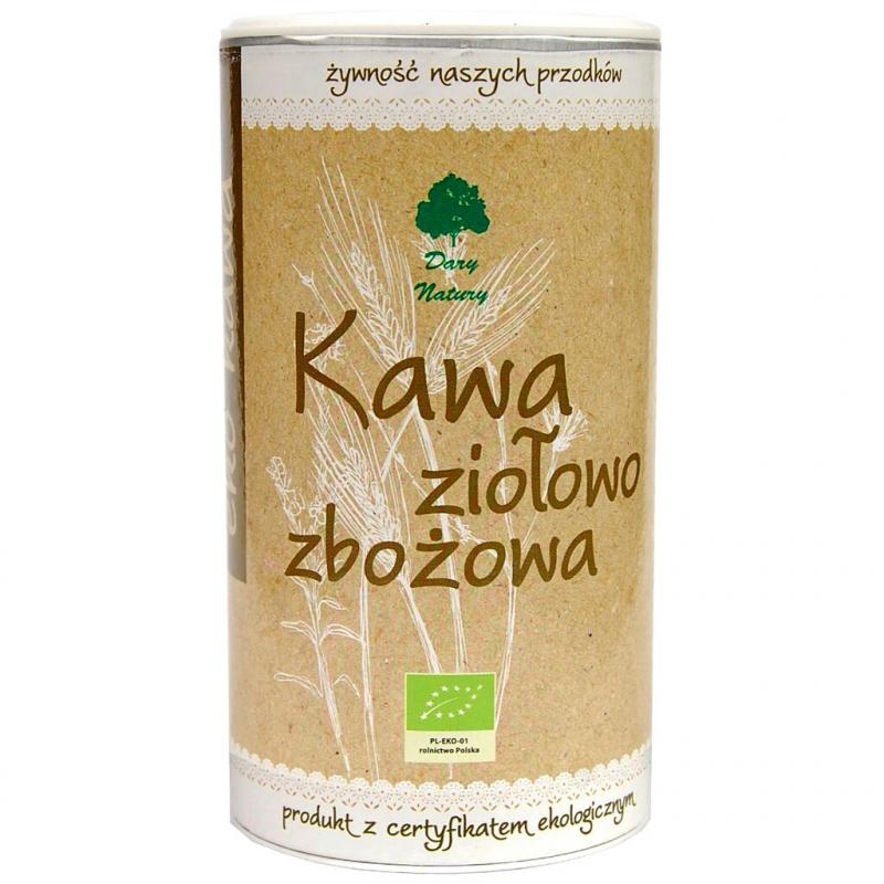 ЭКО-напиток Kawa из жареных семян и злаков, туба, 200 г цена в Москве и Питере