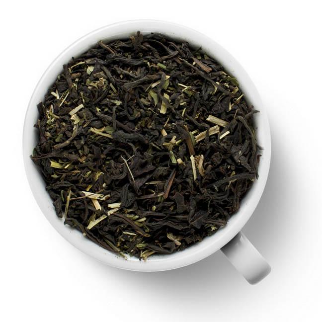 Черный чай eco-line Мелисса и мята