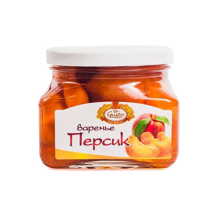 Варенье из персика Te-Gusto, 430 г