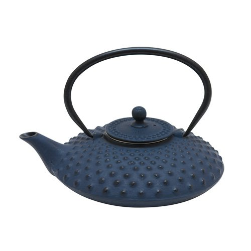 """Чугунный чайник """"Перламутровая черепаха"""", 800 мл"""