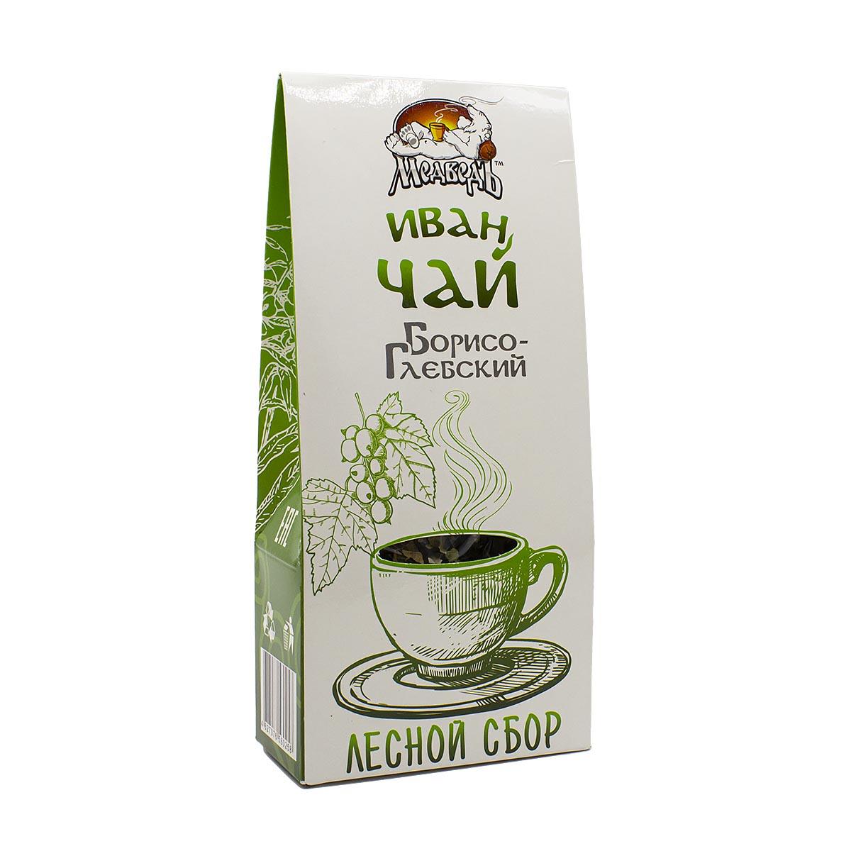 Иван-чай Борисоглебский