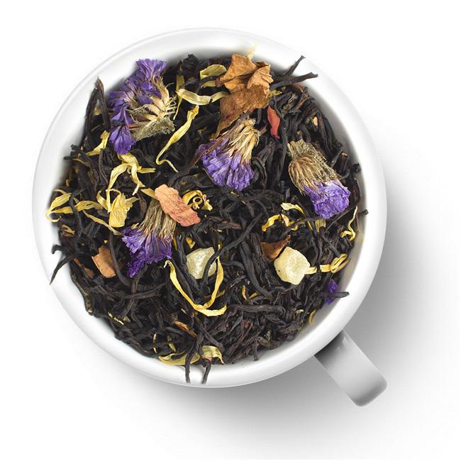 Чай черный с добавлением зеленого Ночь Клеопатры