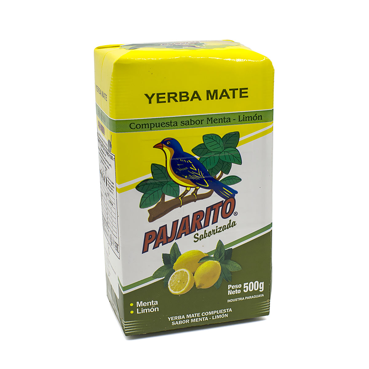 Мате Pajarito Menta Lemon, 500 г
