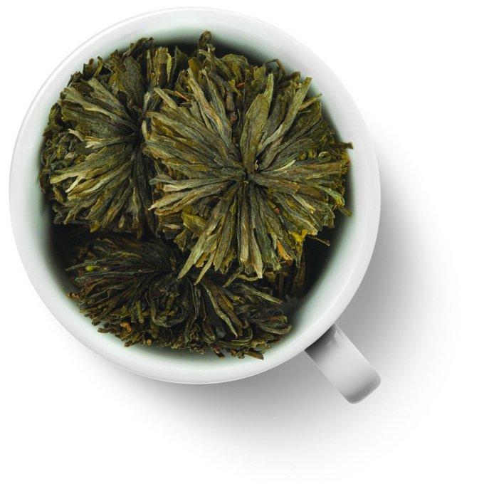 Связанный чай Люй Му Дань (Зеленый пион), упаковка 5 шт. от 101 Чай