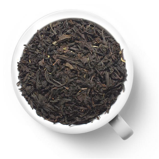 Богородский чай черный с чабрецом