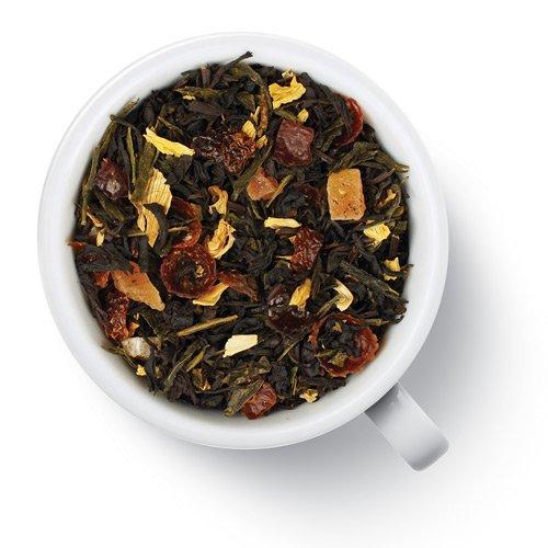 Черный ароматизированный чай Волшебная луна