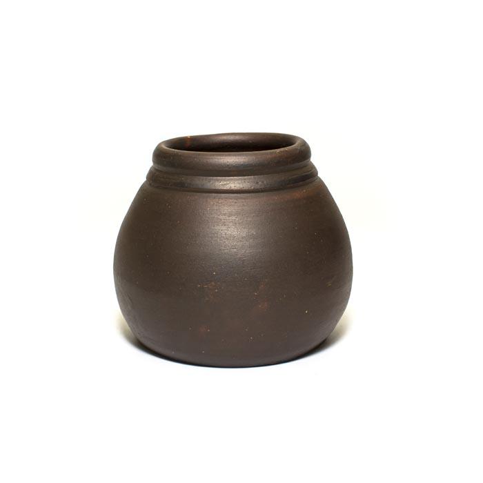 Калабас глиняный классический, 200 мл
