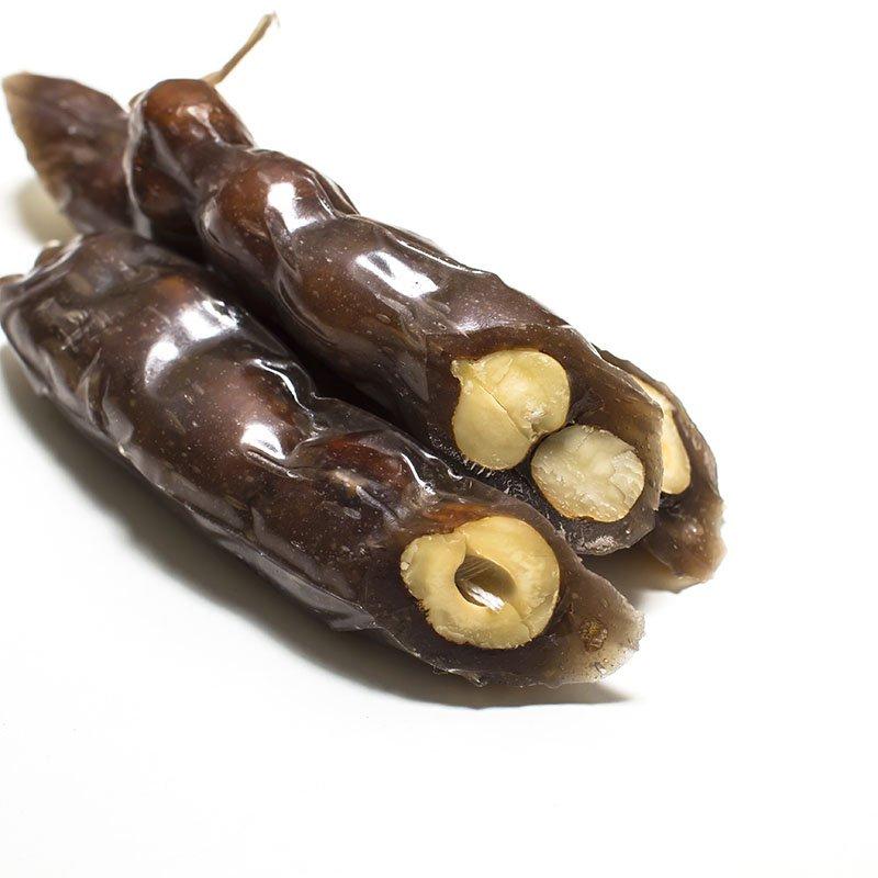 Чурчхела виноградная грецкий орех + фундук (2 шт. в вакуумной уп.), 140 г от 101 Чай
