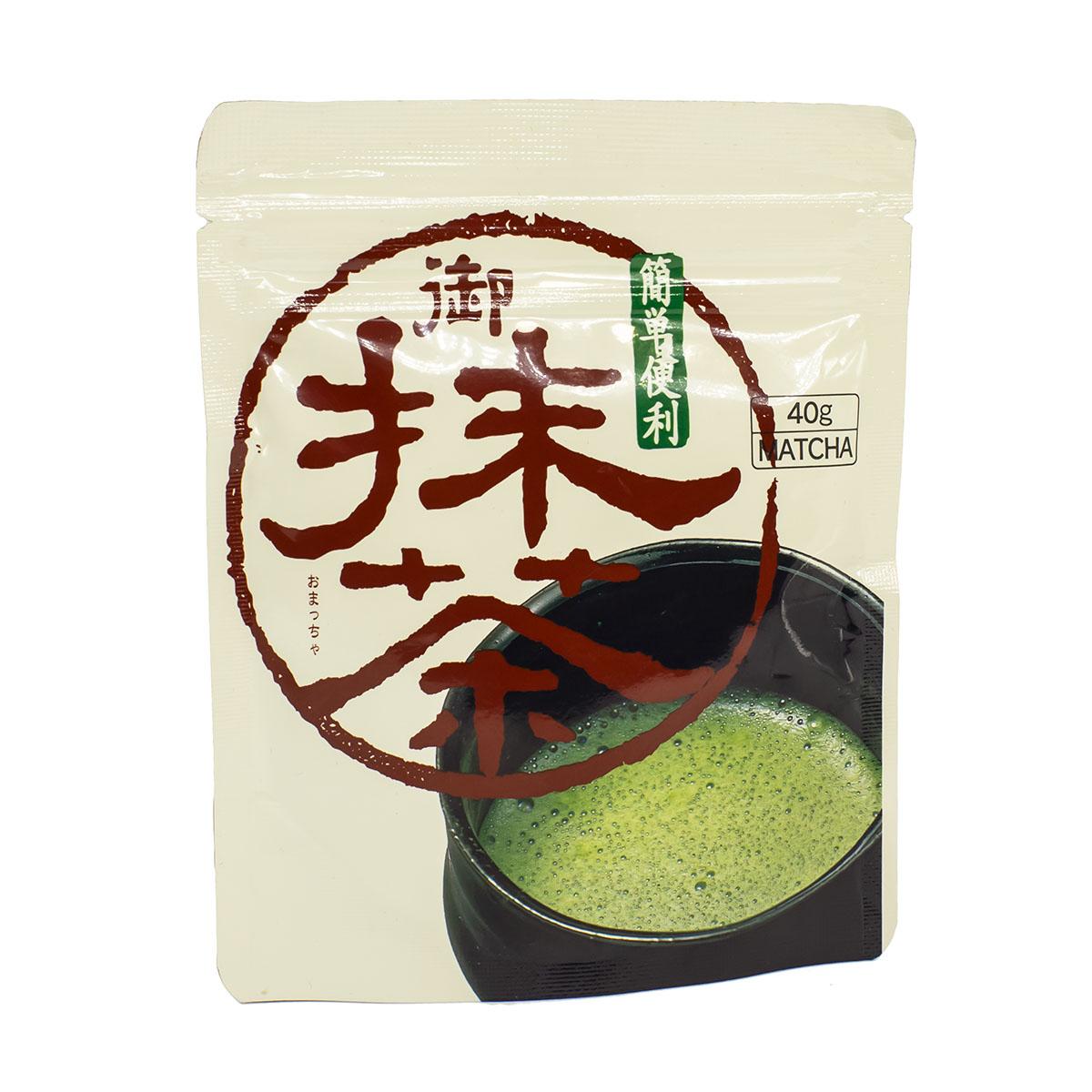 Чай зеленый О-матча, 40 г чай зеленый матча латте 40 г