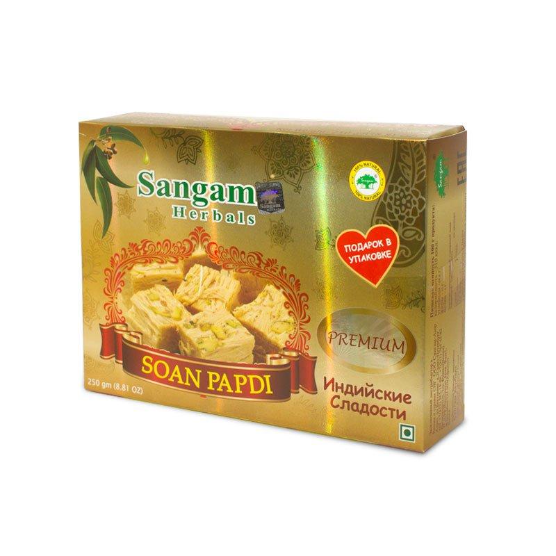 Индийская халва Соан Папди (Премиум) 250 г