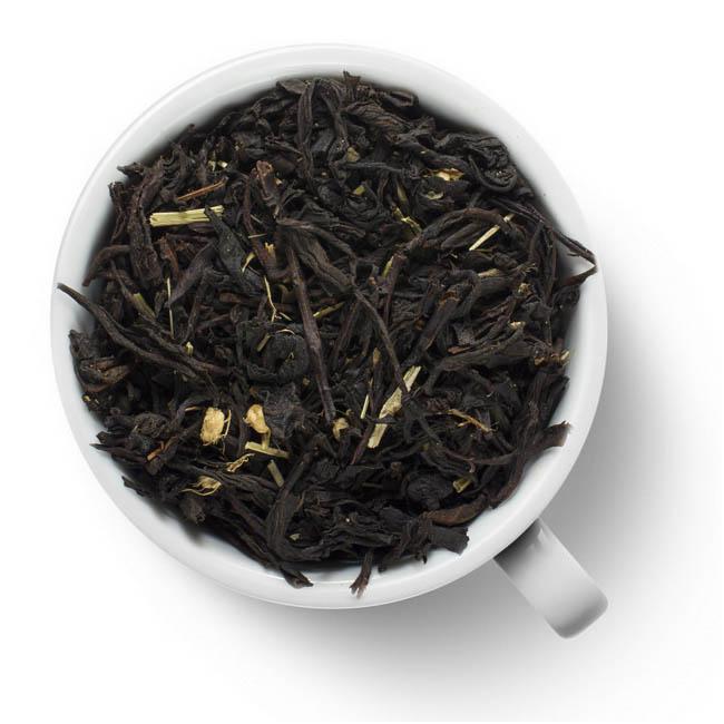 Черный ароматизированный чай Городские легенды