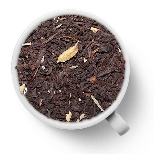"""Черный ароматизированный чай Prospero """"С имбирем"""""""