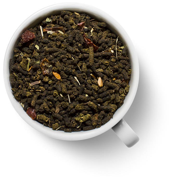 Иван-чай Ярила Мята и шиповник