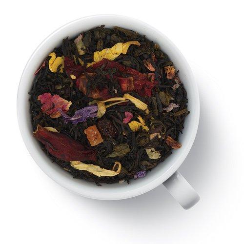 Черный ароматизированный чай Ночь любви