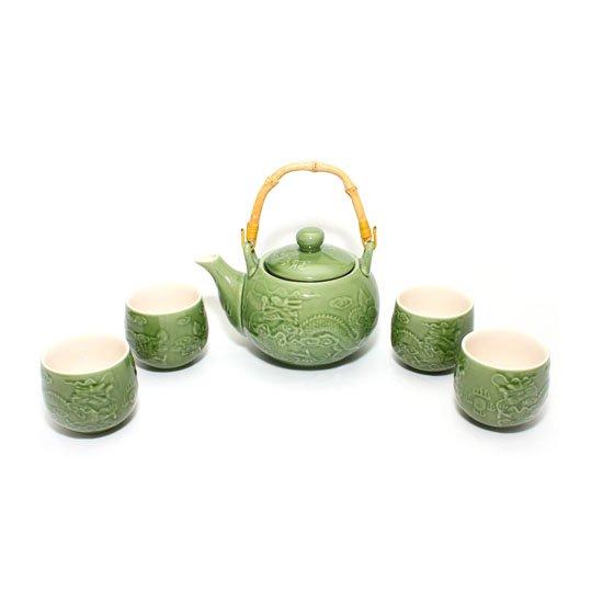 """Чайный сервиз """"Теплый вечер"""" (4 персоны) от 101 Чай"""