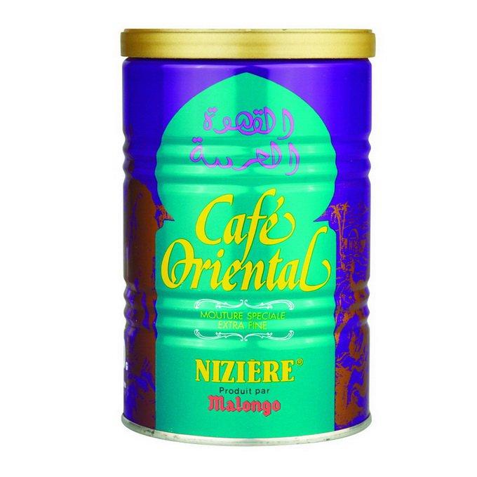 Кофе молотый Malongo Для Турки, банка 250 г от 101 Чай