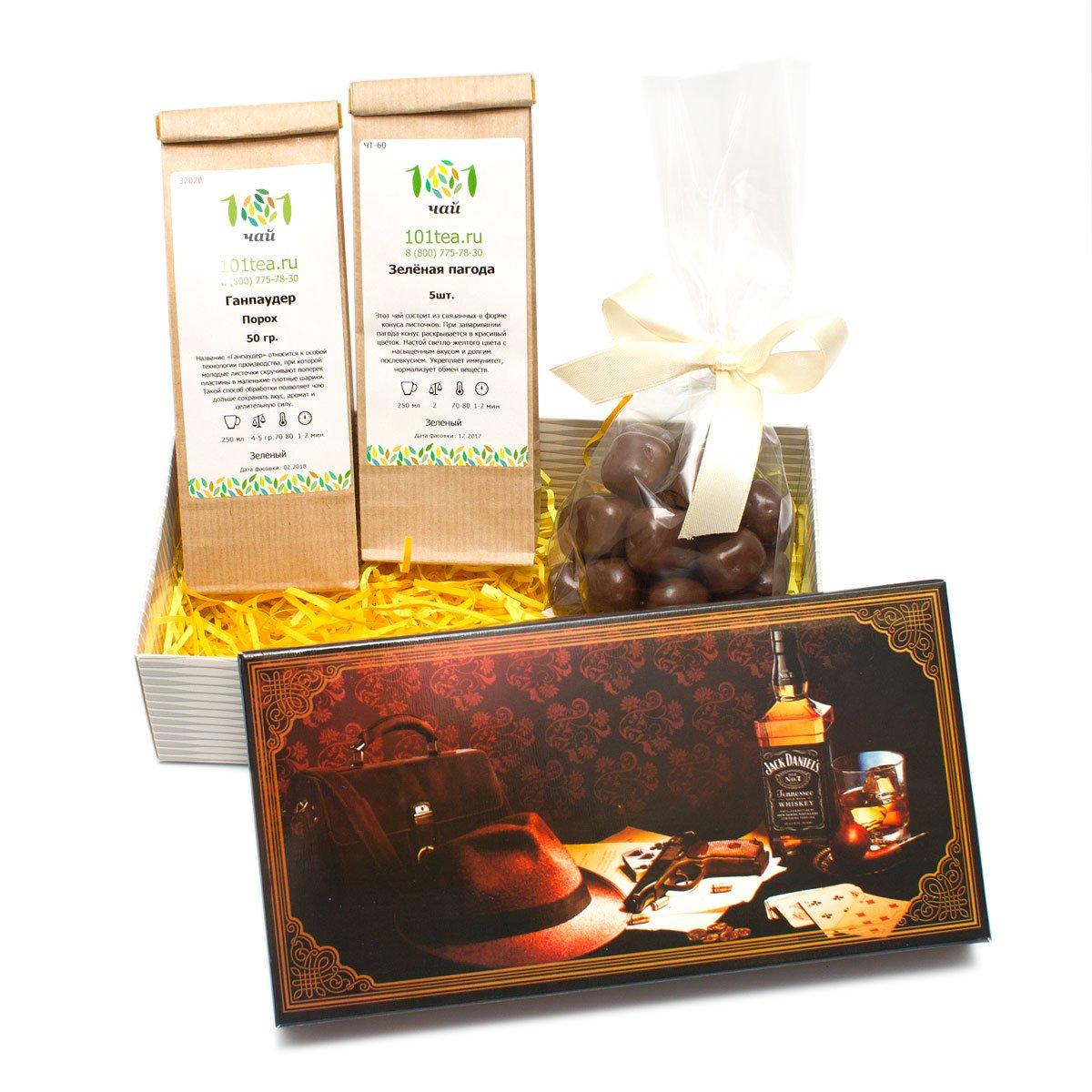 """Подарочный набор чая """"Удачливый Будда"""" от 101 Чай"""