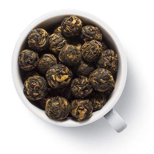 Красный чай Черная жемчужина дракона