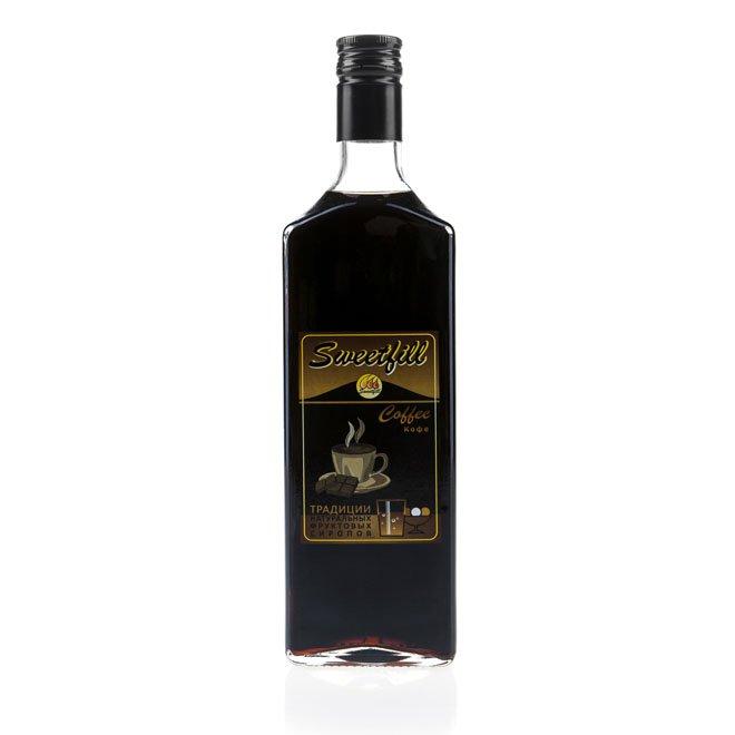 Сироп SweetFill Кофе, 0,5 л