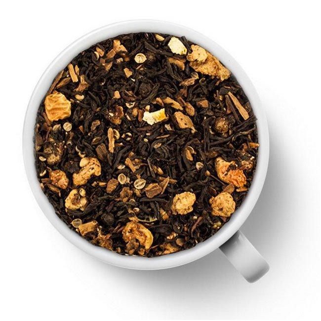 Черный ароматизированный чай Пикантный
