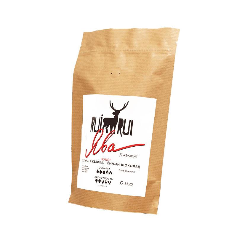 Кофе в зернах Ява Джампит, уп. 250 г