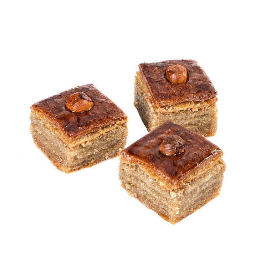 Пахлава Сочинская с фундуком (2 шт в упак.) от 101 Чай