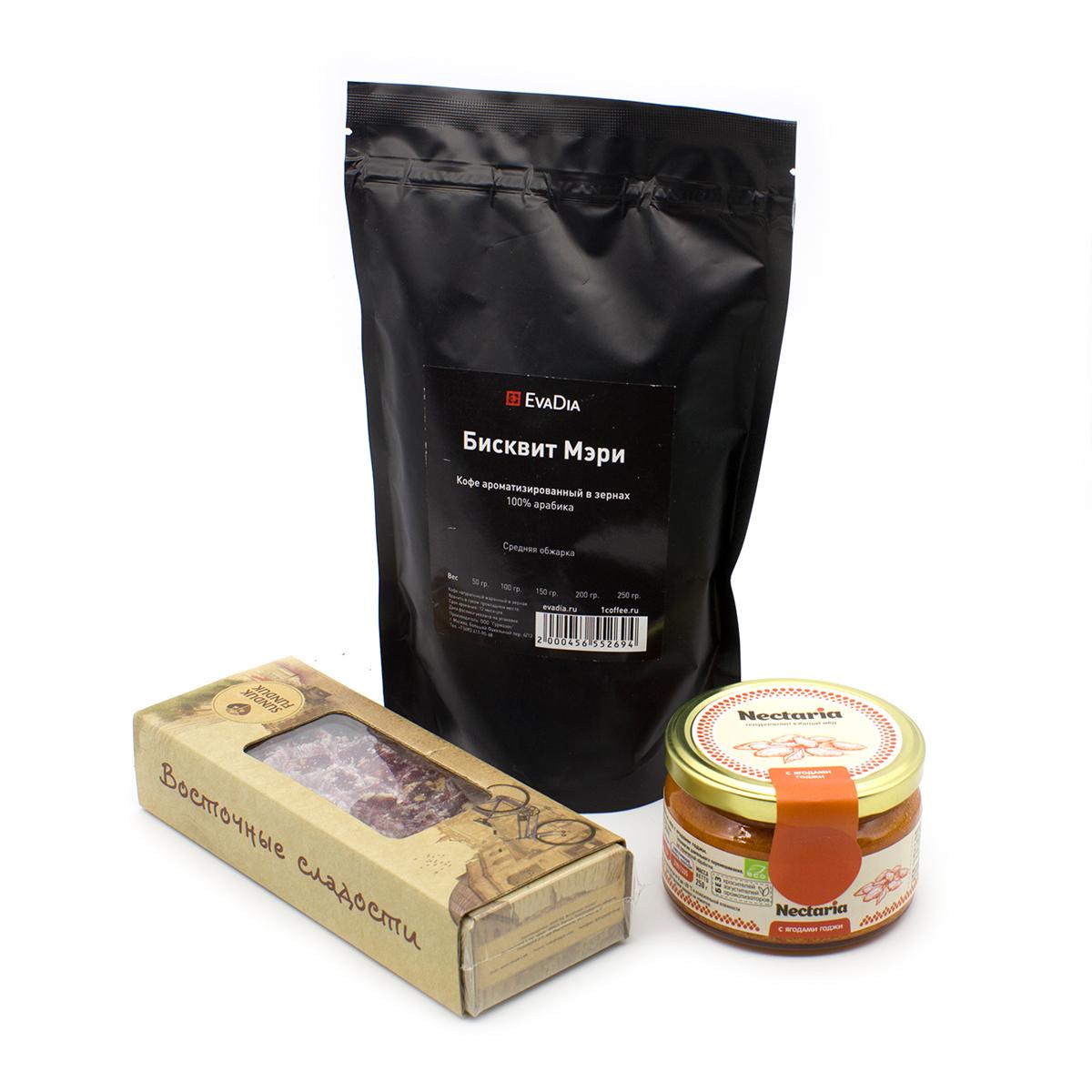 Подарочный набор Кофейный Новый Год (лот - 50 шт) крем либре дерм цена
