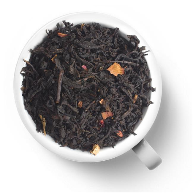 Черный ароматизированный чай Императрица Екатерина