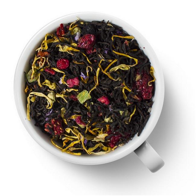 Черный ароматизированный чай Знаки зодиака
