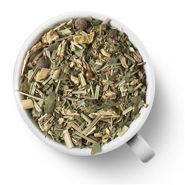 Чай травяной Сладкий Имбирь