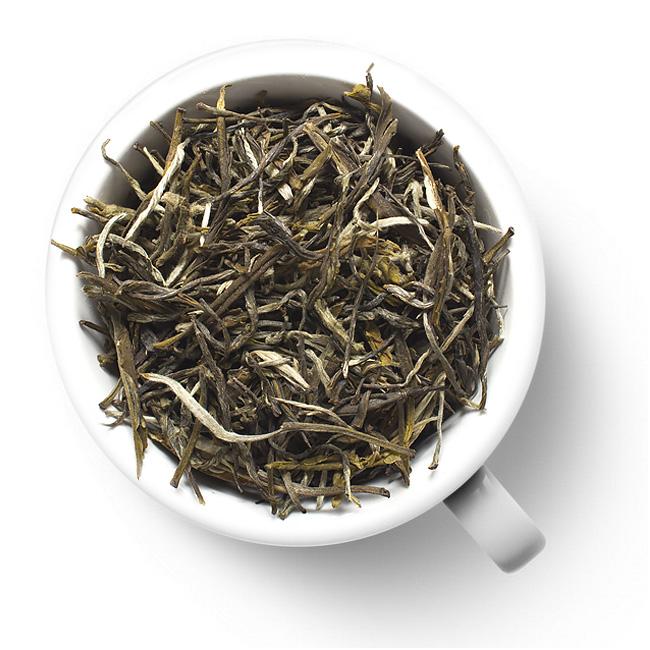 Купить со скидкой Зеленый чай Хуан Хуа Чжень (Лучи солнца)