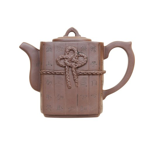 Большой глиняный чайник