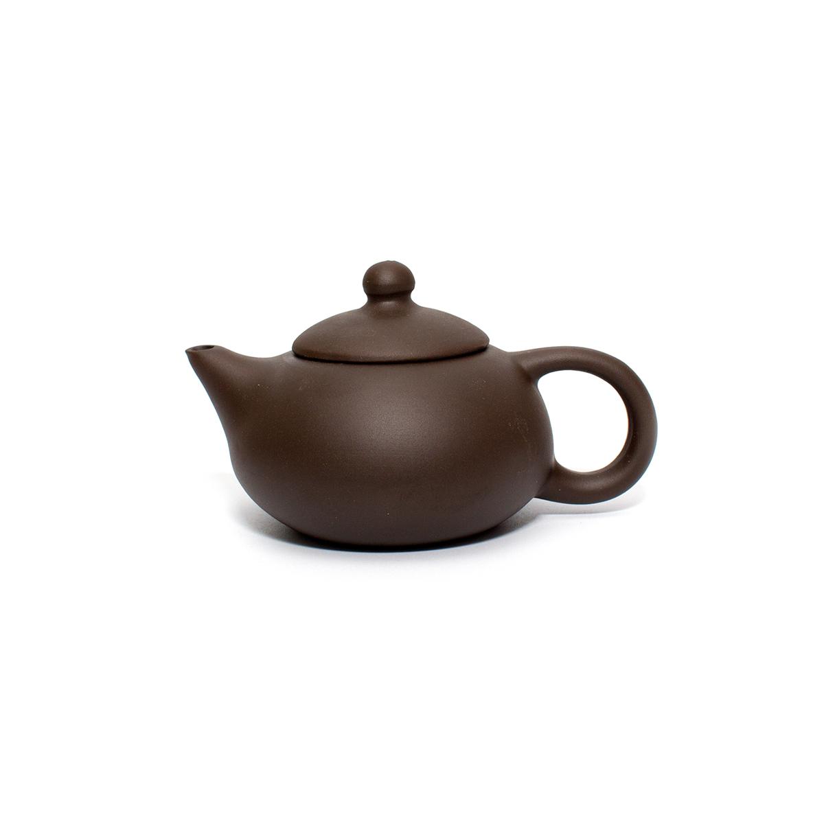 Глиняный чайник Монах, 125 мл