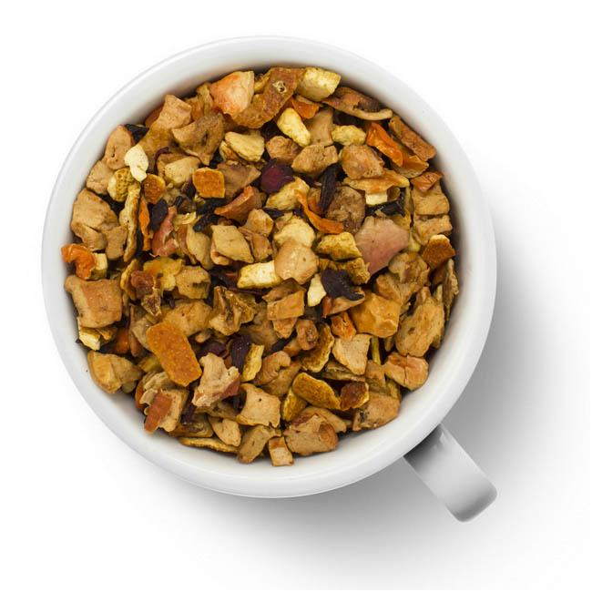 Фруктовый чайный напиток Экзотика от 101 Чай