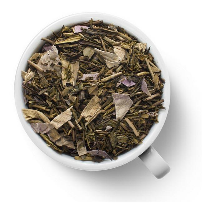 Японский чай Ходжича Королевский лотос