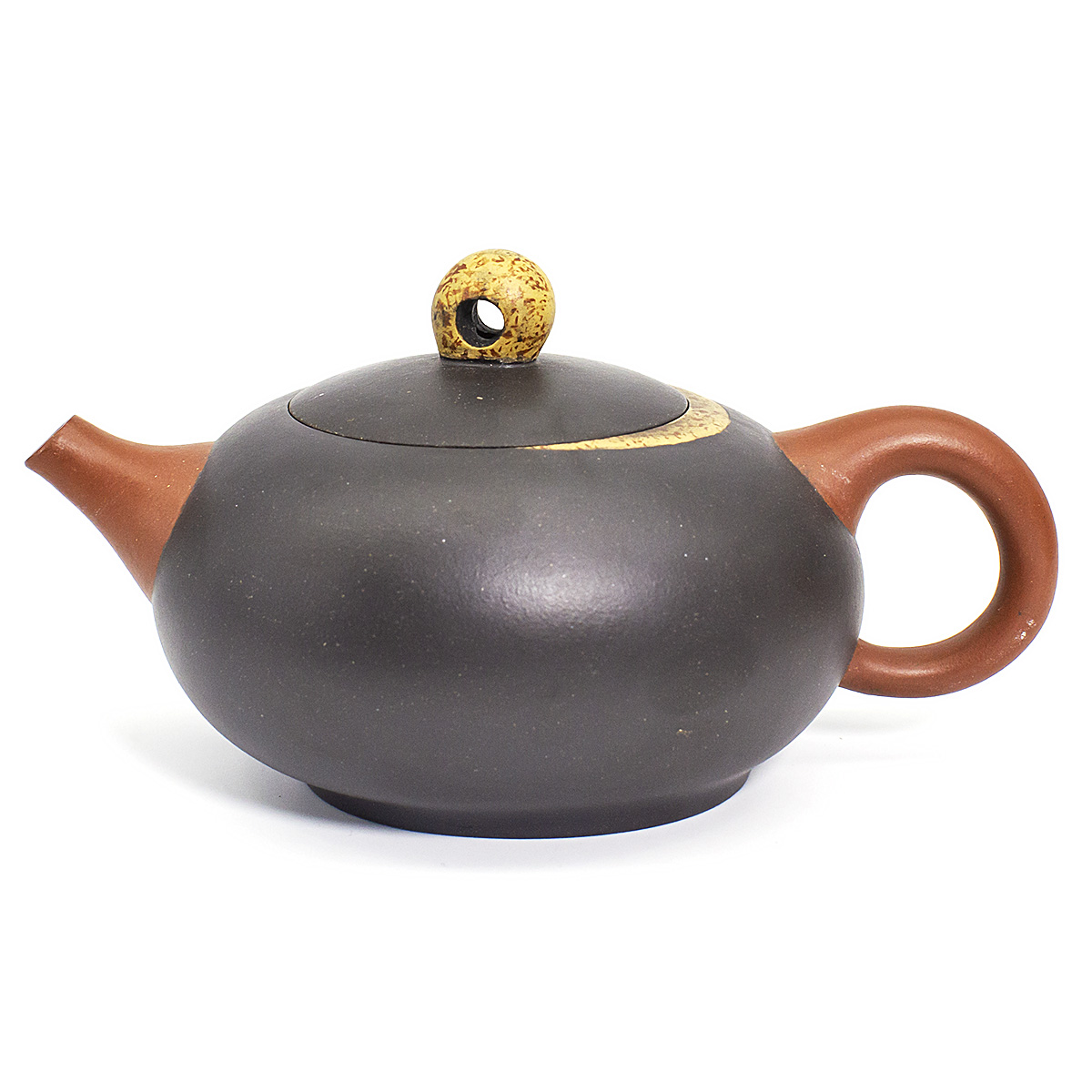 цена на Глиняный чайник Юэ Ин, ручная работа