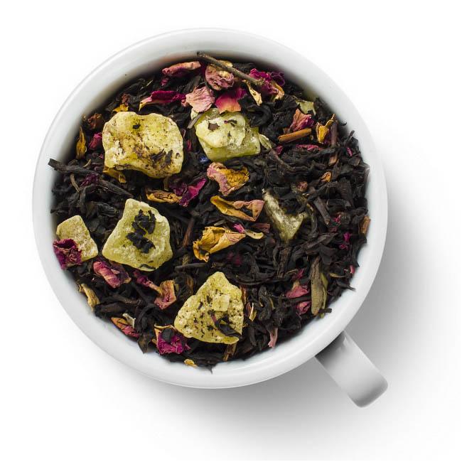Черный ароматизированный чай Ноктюрн