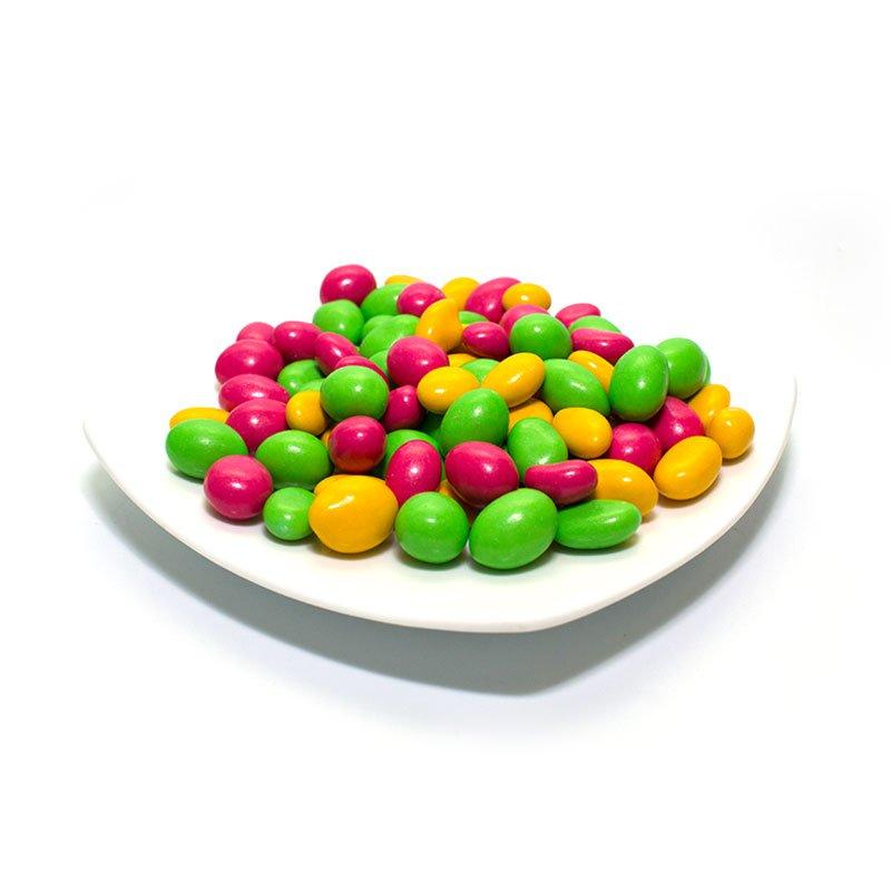 Драже Арахис в шоколаде и цветной сахарной глазури