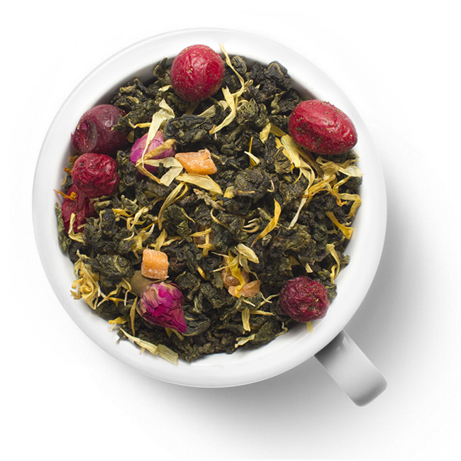 Чай зеленый Совершенство maitre de the женьшень улун зеленый листовой чай 150 г жестяная банка