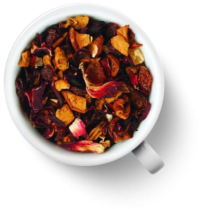Фруктовый чайный напиток Папайя-пудинг от 101 Чай