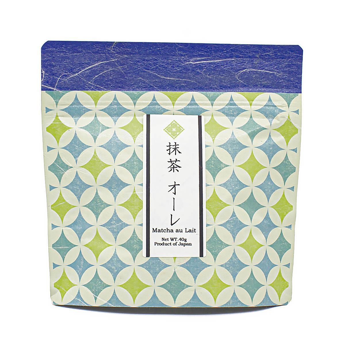 Чай зеленый Матча латте, 40 г