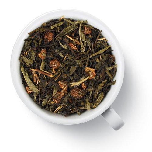 Зеленый ароматизированный чай Лунный замок