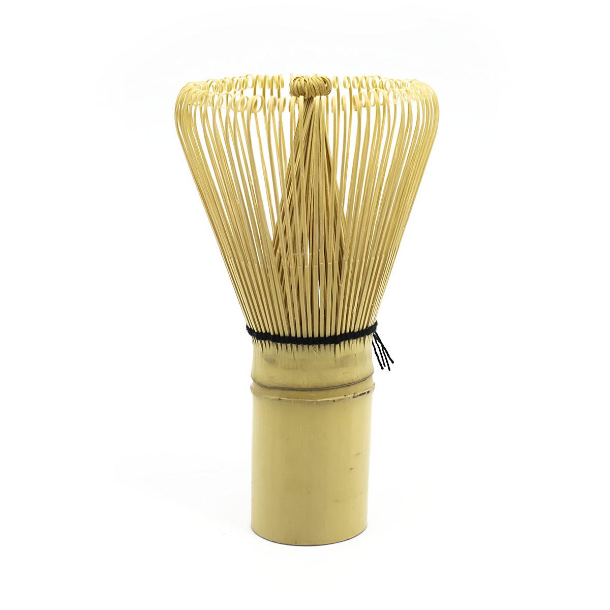 Бамбуковый венчик для матча Часен, 72 ворсинки чоп raho белый бамбук часенов матча венчиком