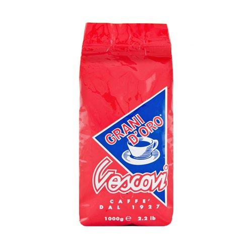 Кофе в зернах Vescovi Риспармио, уп. 1 кг от 101 Чай
