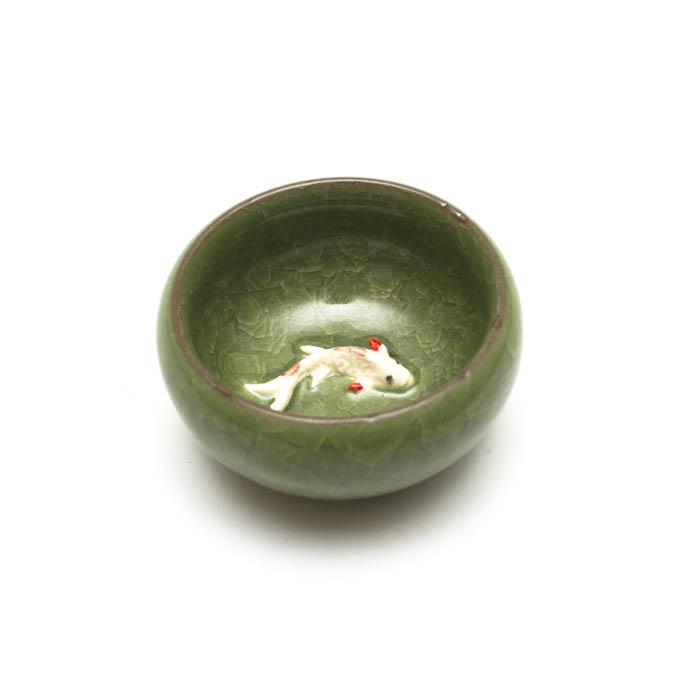 Пиала глиняная