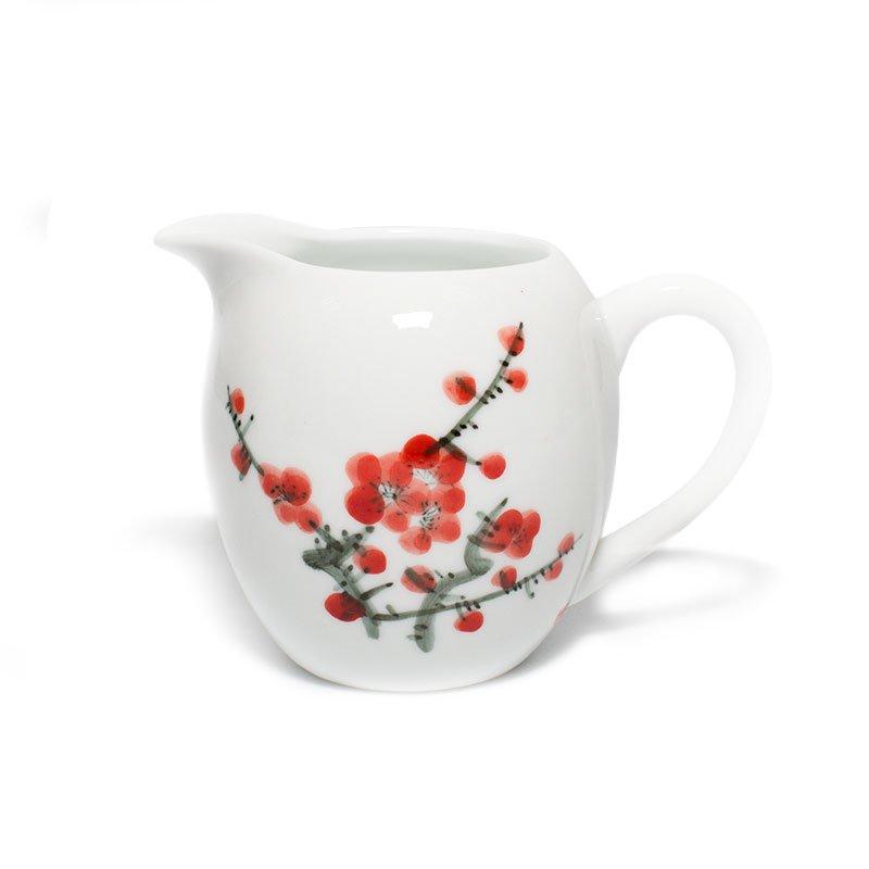 """Ча Хай (сливник) """"Цветы"""", 260 мл"""