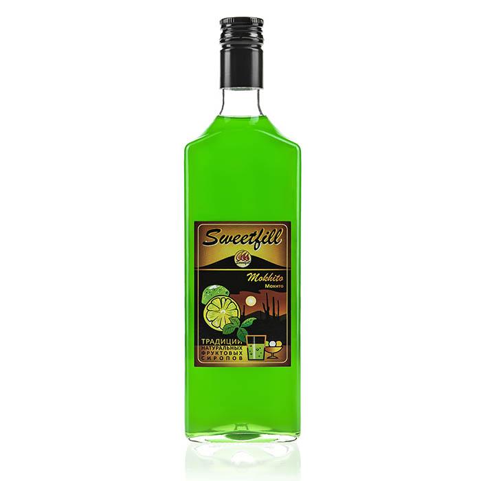 Сироп SweetFill Мохито, 0,5 л