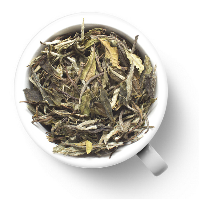 Чай белый Бай Му Дань (Белый пион), первый сбор