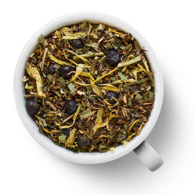 Чайный напиток Лесной Букет от 101 Чай