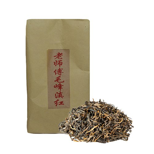 Красный чай Дянь Хун (Старый мастер), упак. 250 г